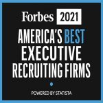Forbes 2021 America's Best Executive Recruiting Firms